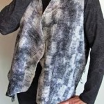 a Mano felted vests