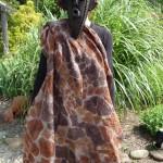 giraffe shawl