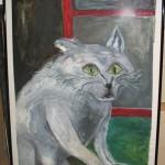 original oil painting elynn bernstein